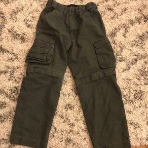 Pants - Vintage Army Green Pants